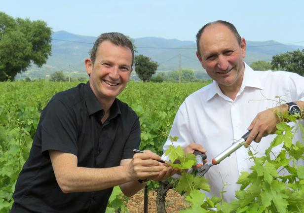 Olivier R+®al et Alain Baccino