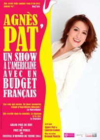 AGNES PAT_affiche
