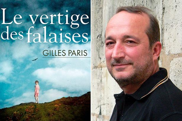 7788167369_gilles-paris-et-la-couverture-de-son-nouveau-livre-le-vertige-des-falaises