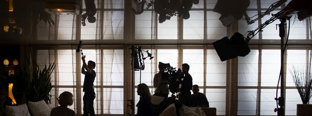Ambiance tournage