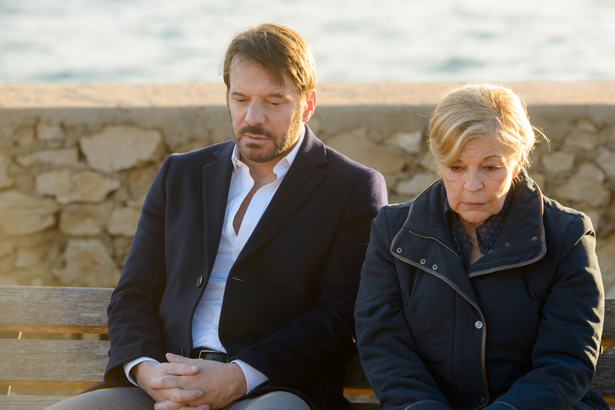 Samuel LE BIHAN (Vincent) et Nicoletta (Jeanne)