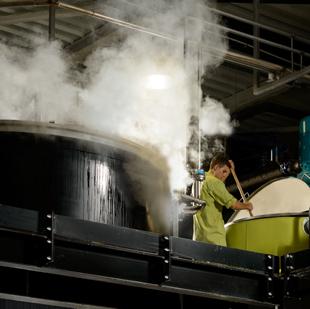 Nouveaux process fabrication savon de Marseille