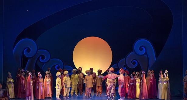 Les Pecheurs ©Dominique Jaussein Opéra de Nice