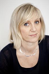 Författaren Marie Hermansson.